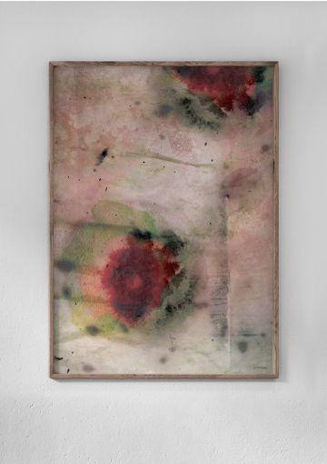 Miljøvenlig plakat fra Anetmai hjem til væggen. Bliv inspireret af SLOW DANCE – en kærlighedshistorie.