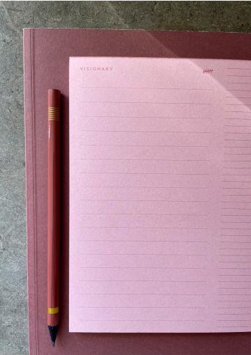 Notesblok til kontoret, skab stemning og skønne farver.
